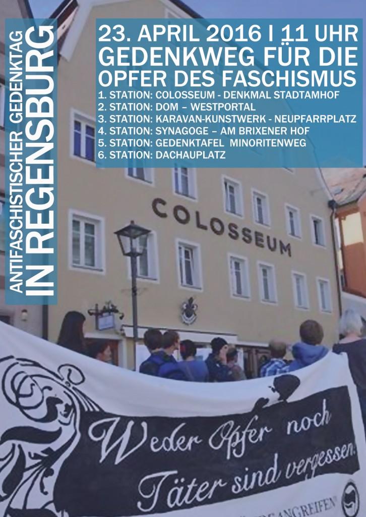 Plakat 23.April 2016
